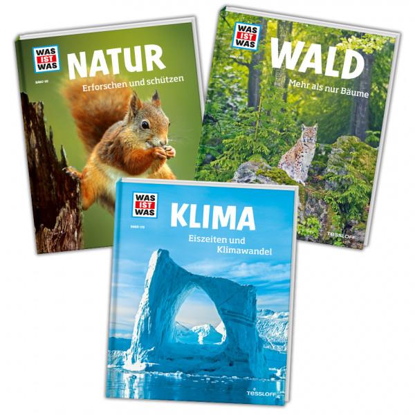 WAS IST WAS Sachbuchreihe - Natur