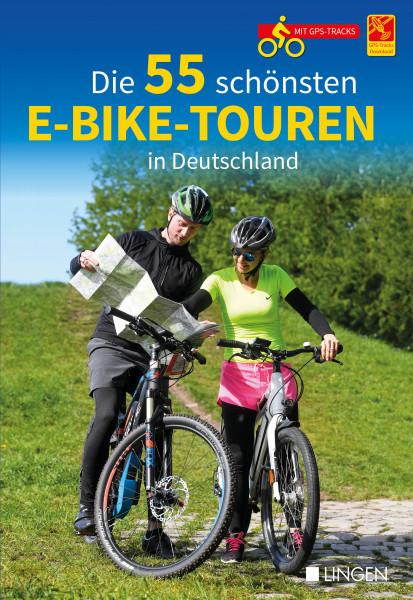 Die 55 schönsten E-Bike-Touren in Deutschland