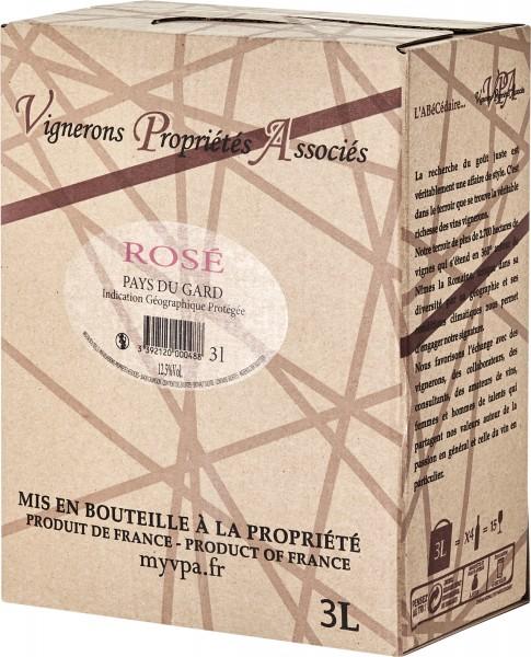Rosé, IGP, Bag-in-Box, 3,0 l, Calvisson