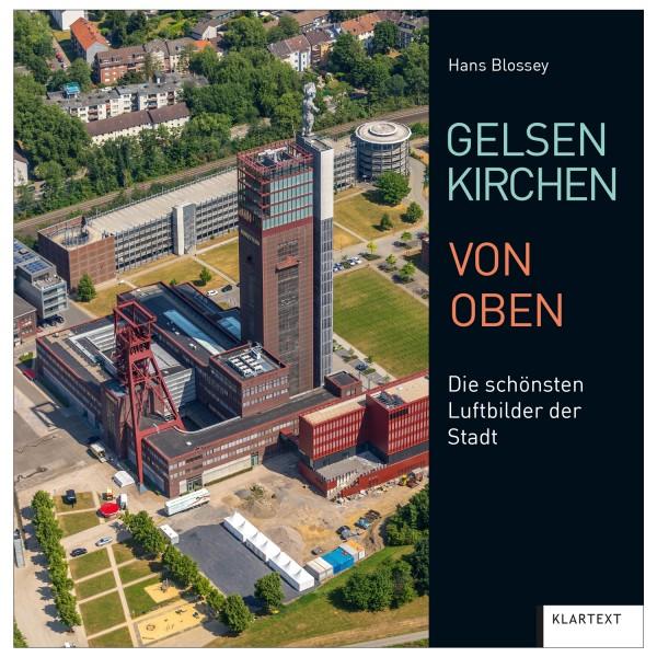 Gelsenkirchen von oben- Bildband