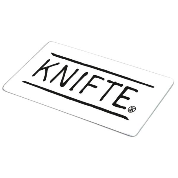 Brettchen – Knifte