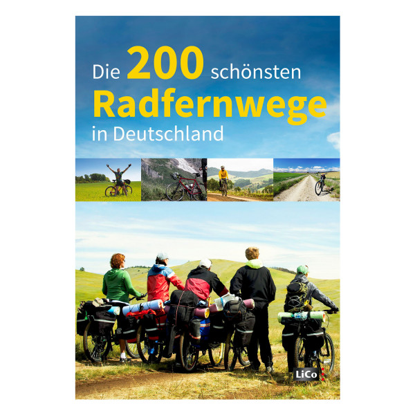 Die 200 schönsten Radfernwege in Deutschland