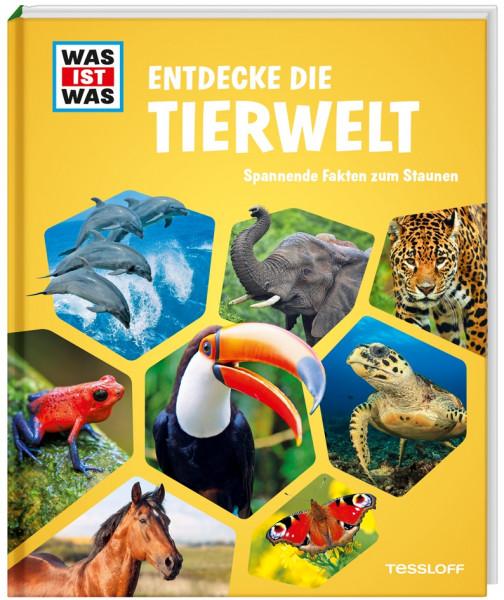 WAS IST WAS - Entdecke die Tierwelt