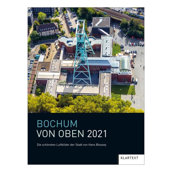 Bochum von oben 2021